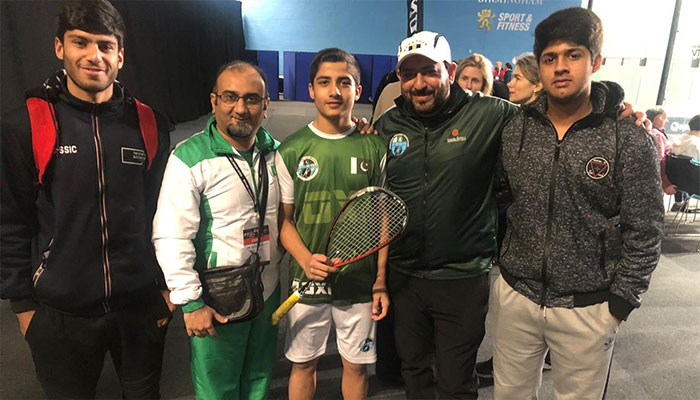 Pakistan becomes British Open champion